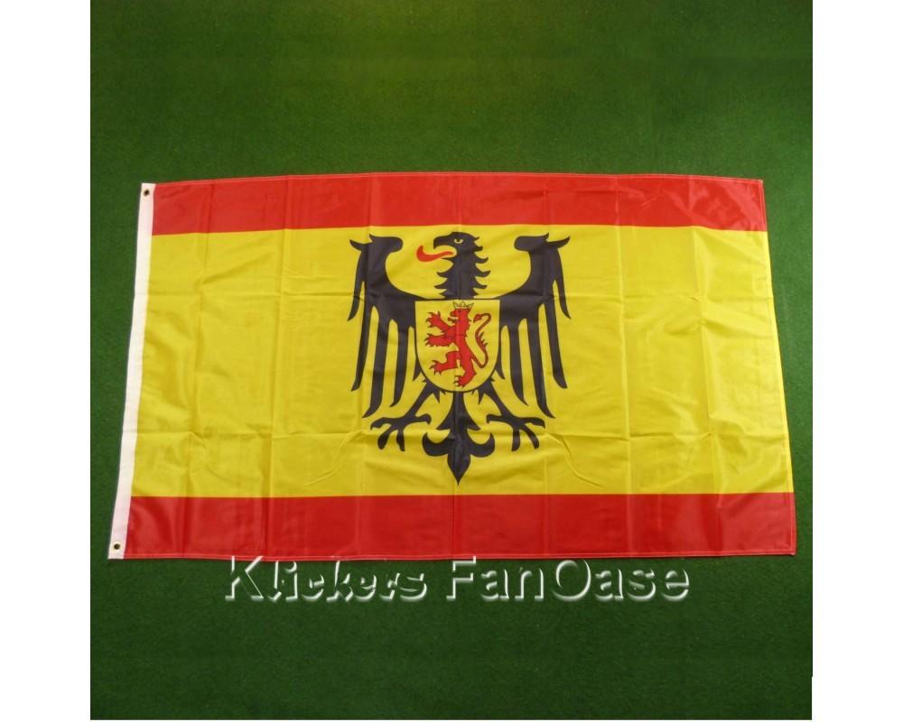 Baden Fahne Überlingen 90 x150 cm