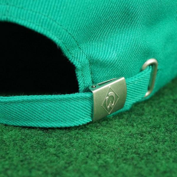 Werder Bremen Cap grün Raute