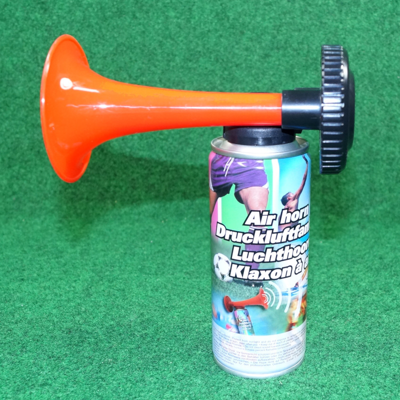 Druckluftfanfare - Air Horn