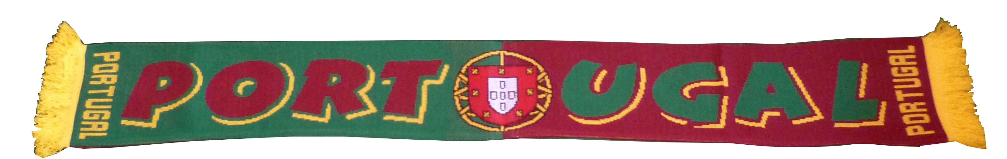Portugal Fan-Schal