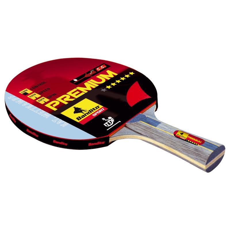 Tischtennisschläger Premium