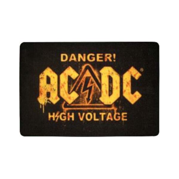 Teppich AC/DC - Danger 50 x 80 cm