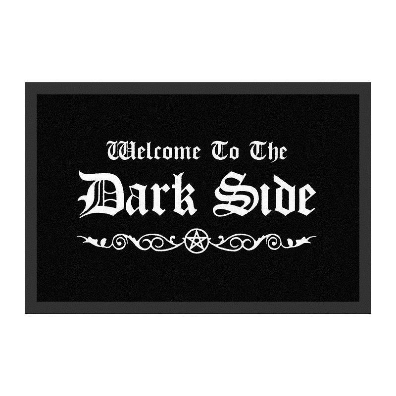 Fussmatte Dark Side