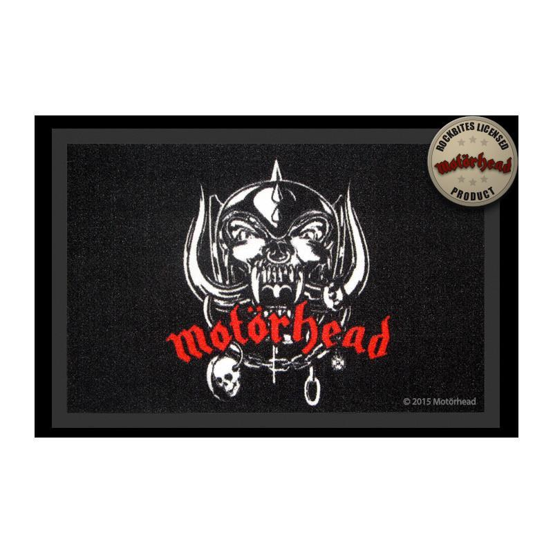 Fussmatte Motörhead Logo