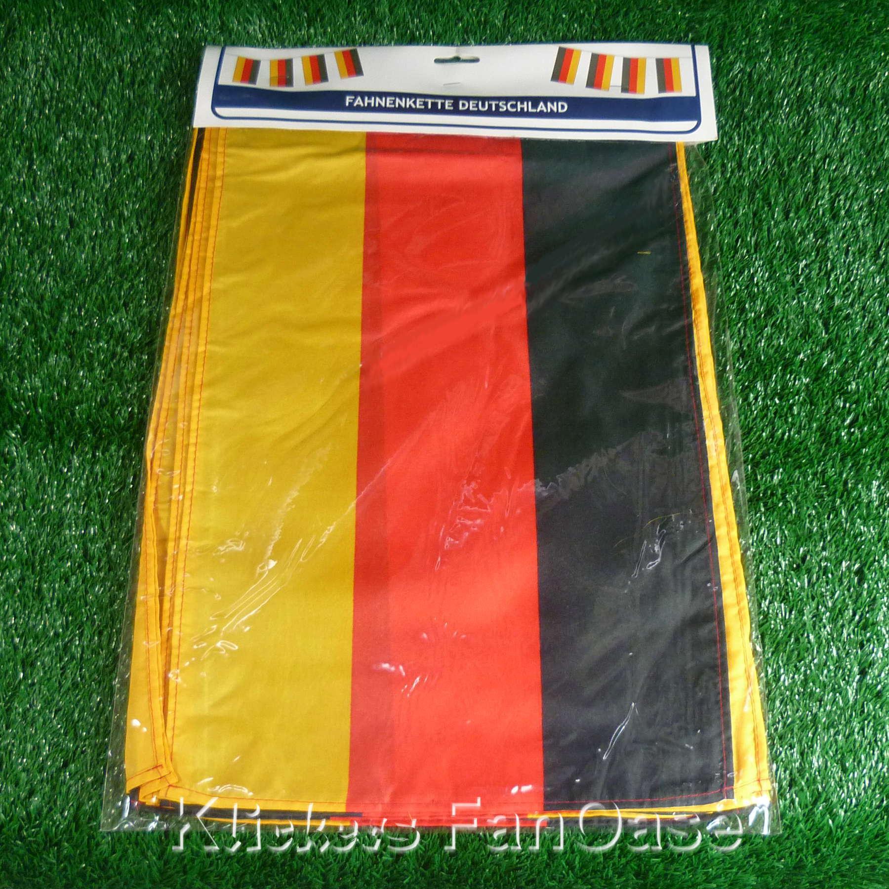 Deutschland Fahnenkette 7m