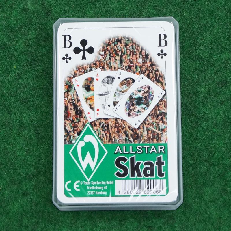 SV Werder Bremen Allstar-Skatkarten