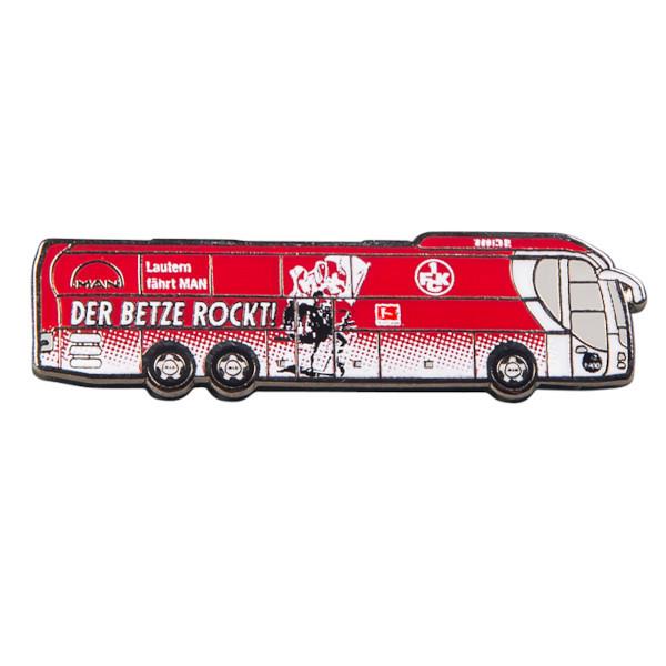 1. FC Kaiserslautern Pin Mannschaftsbus