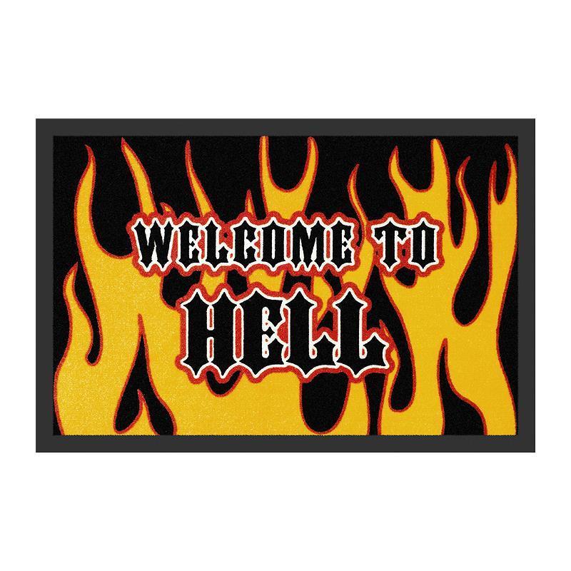 Fussmatte Hell