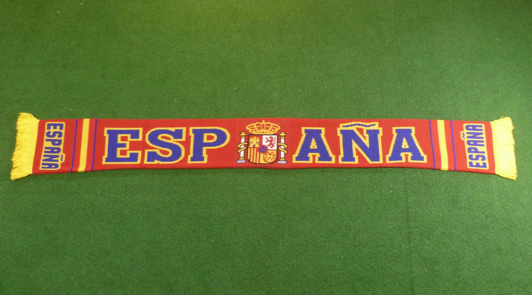 Spanien Fan-Schal