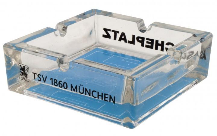 TSV 1860 München Aschenbecher Ascheplatz