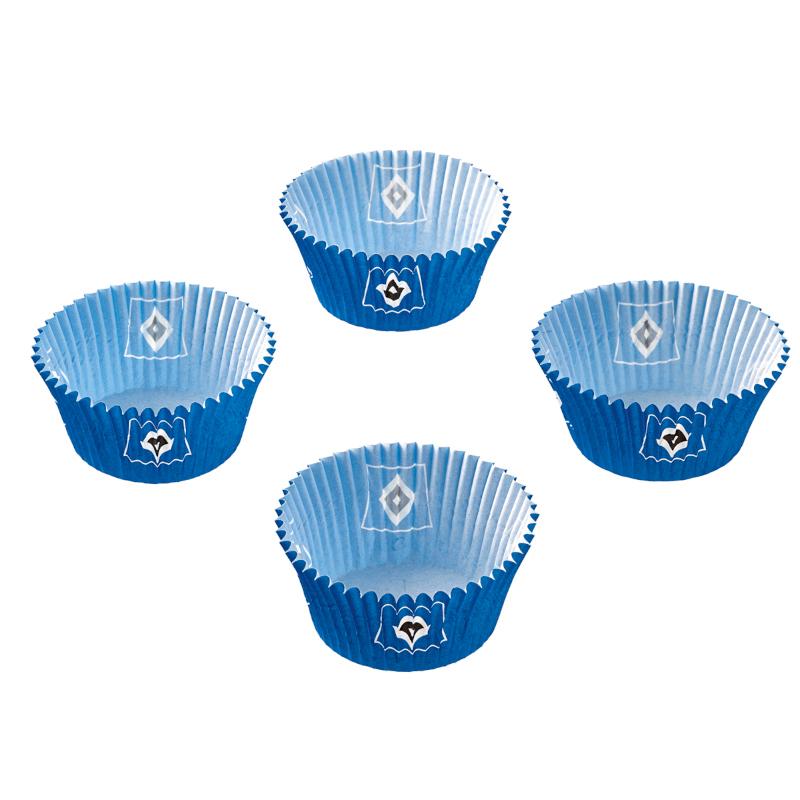 Hamburger SV Muffinförmchen 40er Set