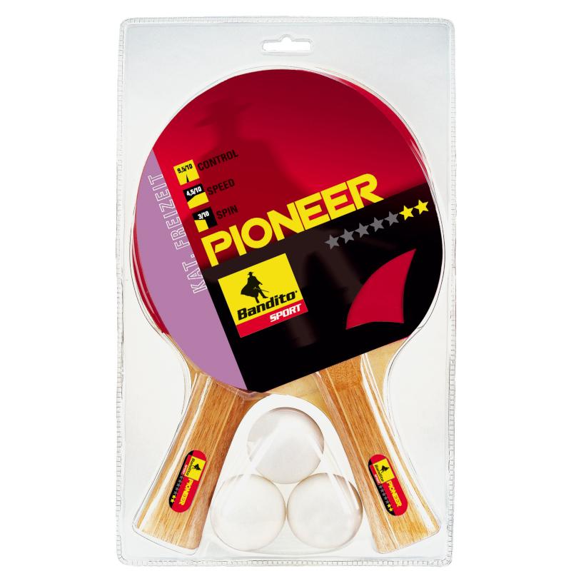Tischtennisschläger Set Pioneer
