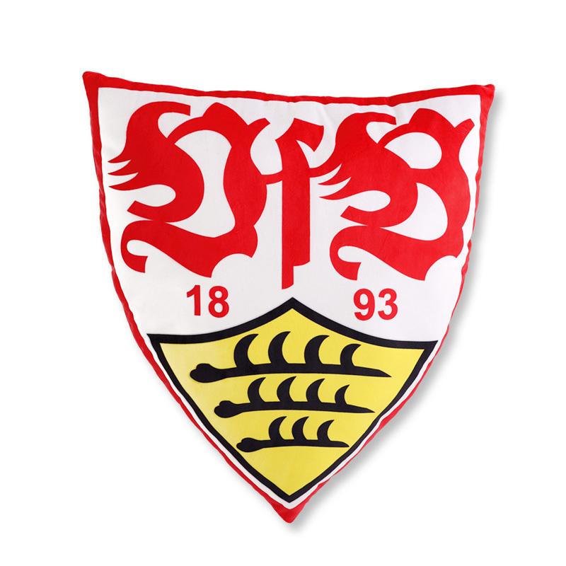 VfB Stuttgart Nickikissen Wappen groß