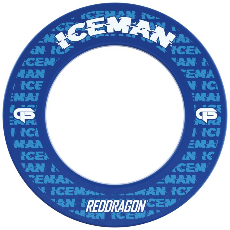Iceman World Champion 2021 Surround Wandschutz blau