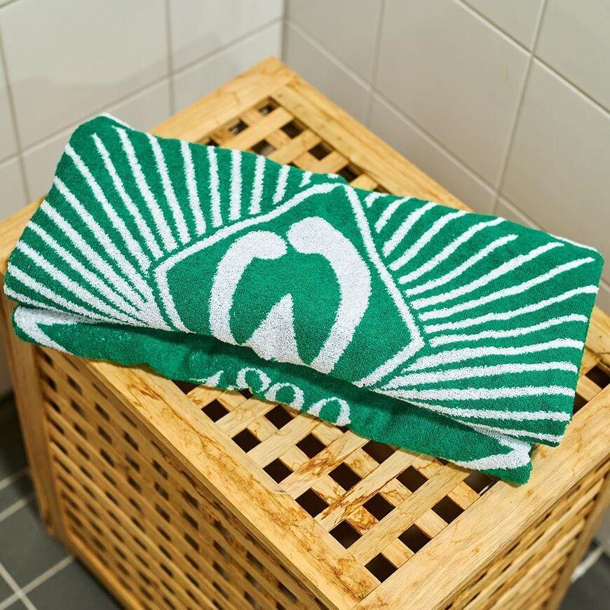 Werder Bremen Badetuch Wappen