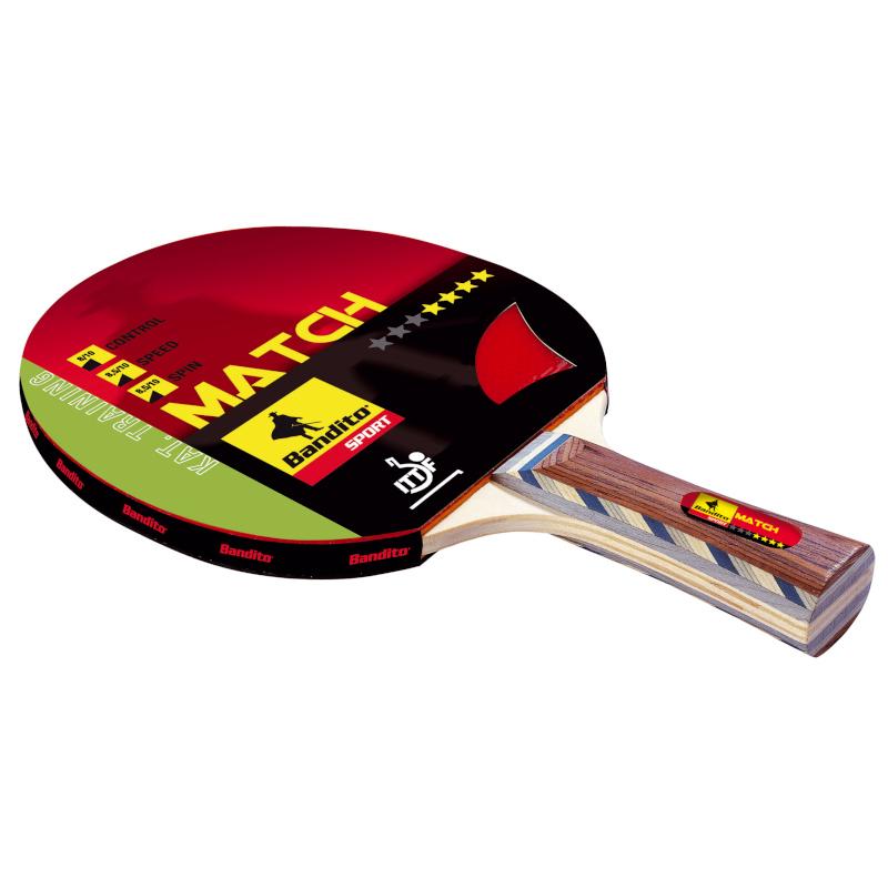 Tischtennisschläger Match