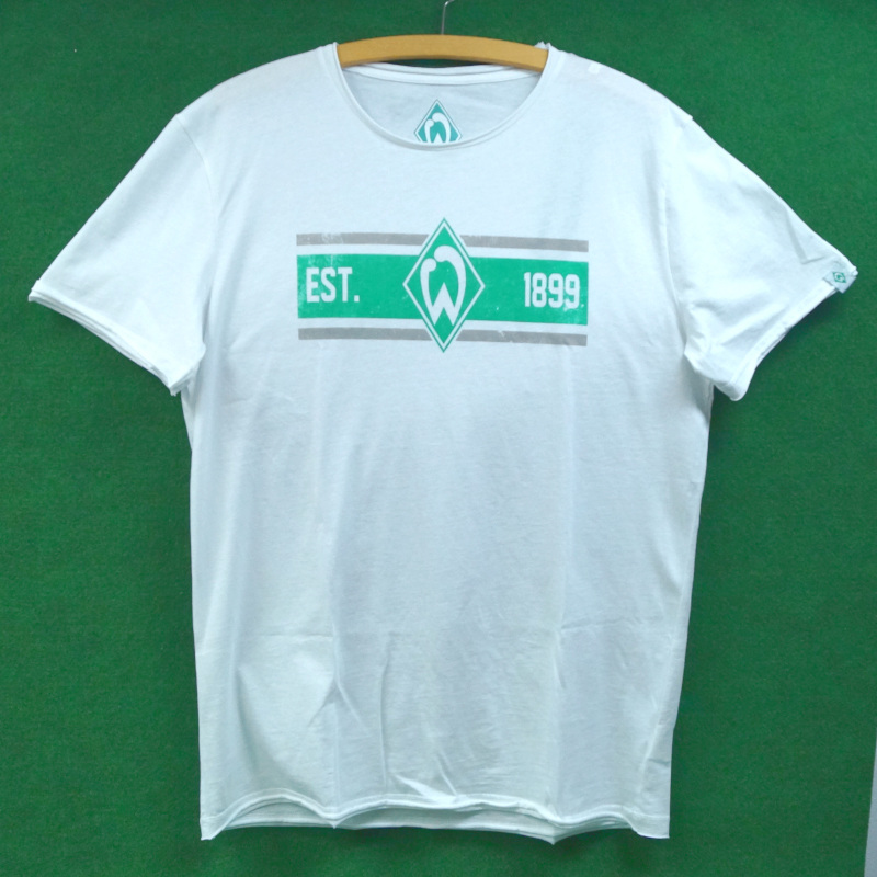Werder Bremen T-Shirt Vintage est.1899 Gr.L