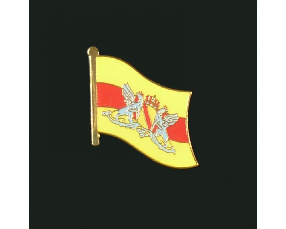 Baden Pin Flagge