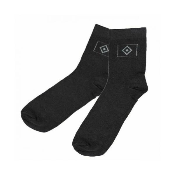 HSV Business-Socken dunkelgrau Gr. 39-42