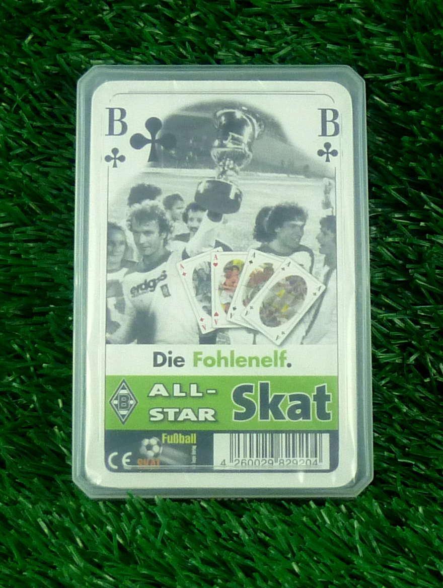 Borussia Mönchengladbach Allstar Skatkarten