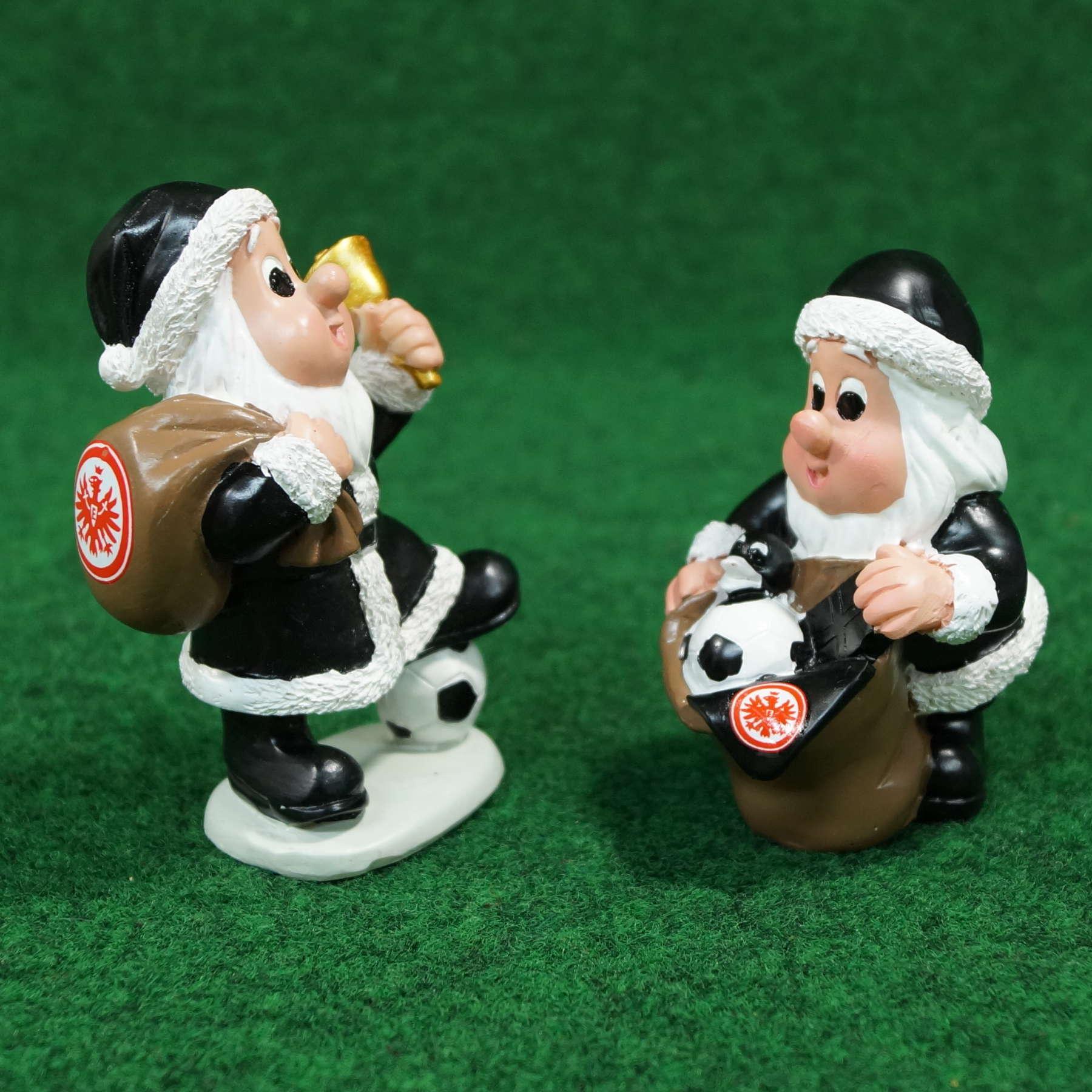 Eintracht Frankfurt Weihnachtsmann 2er-Set