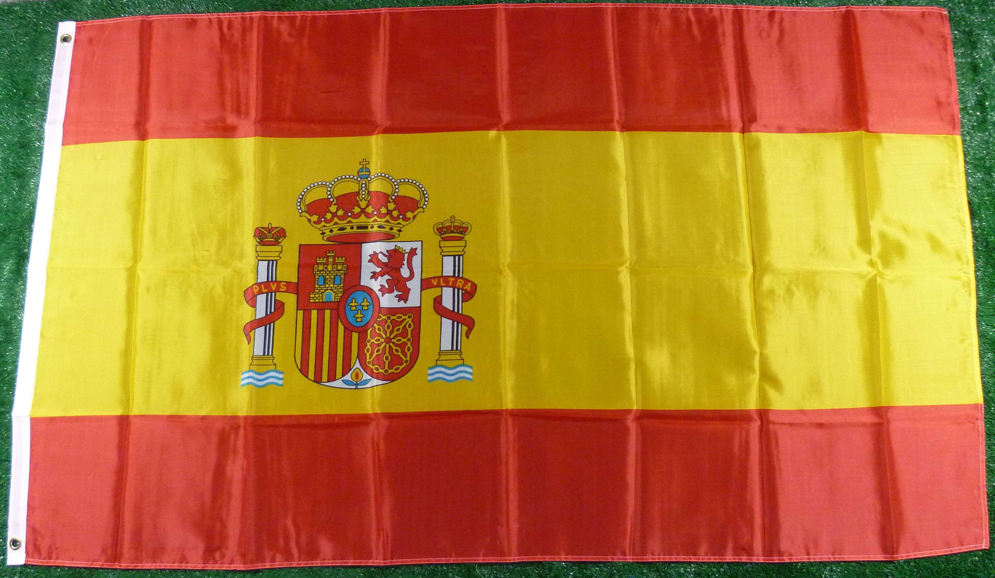 Spanien Mastfahne 90 x 150 cm
