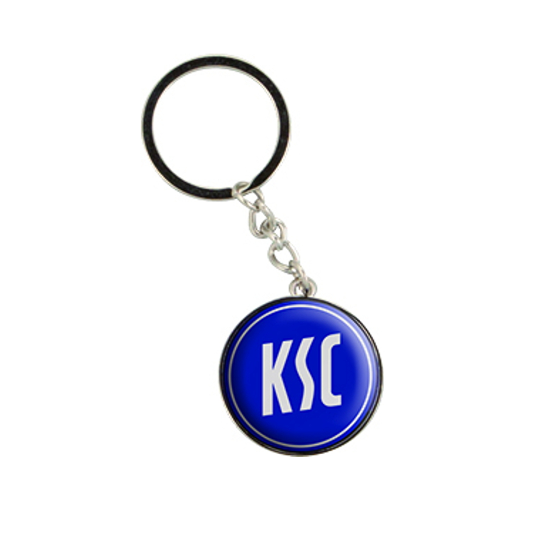 Karlsruher SC Schlüsselanhänger Logo
