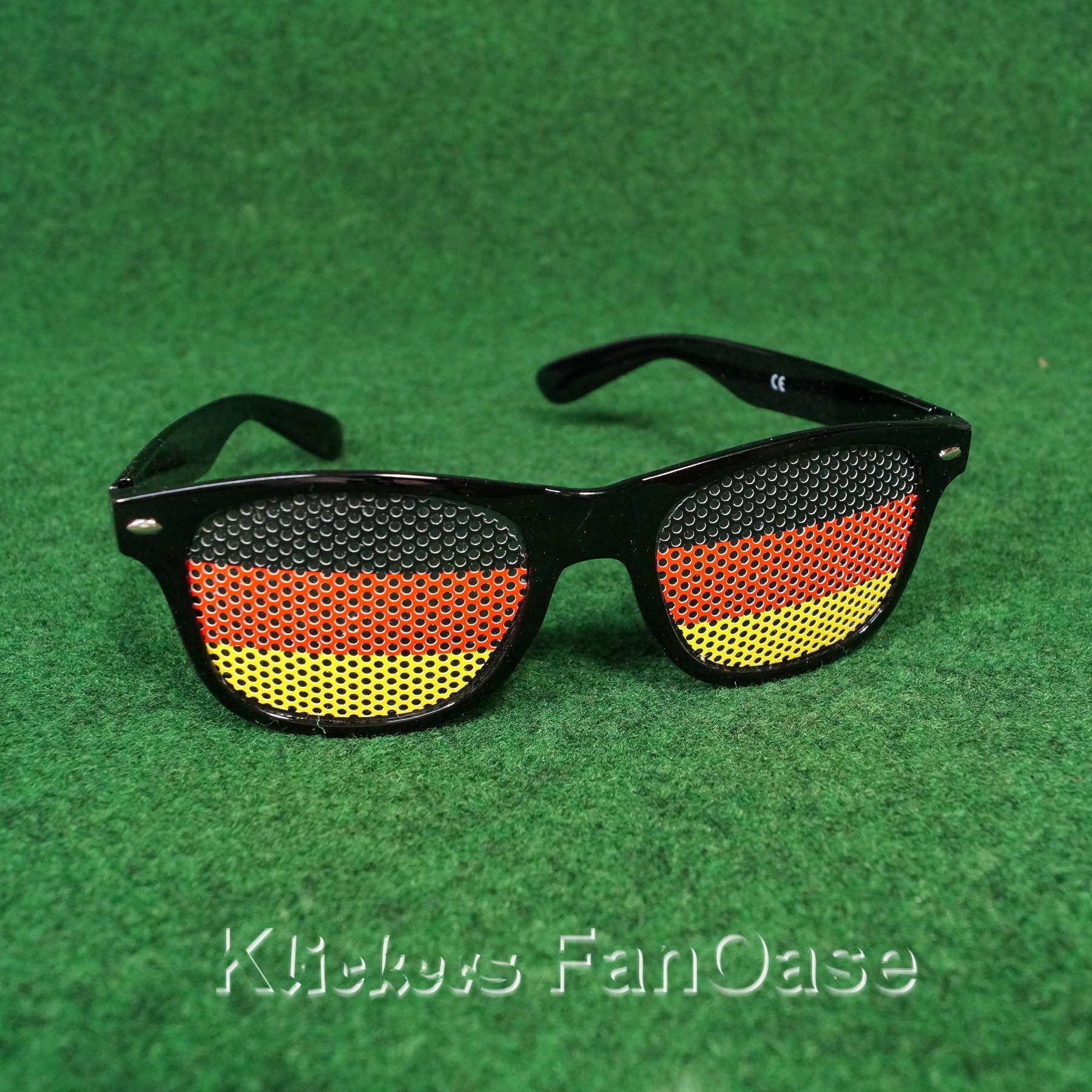 Deutschland Sonnenbrille mit UV-Schutz