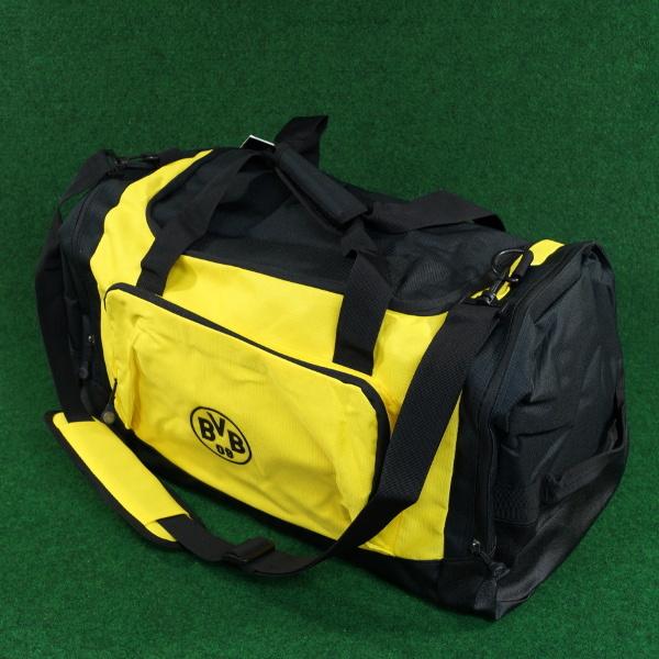 BVB Sporttasche schwarzgelb