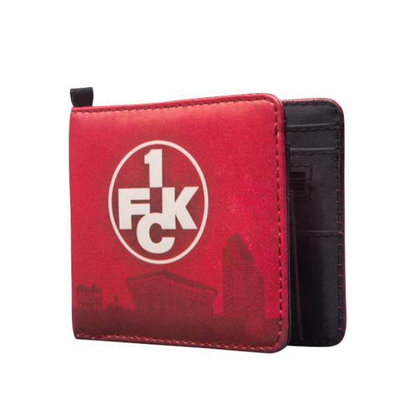 1. FC Kaiserslautern Geldbeutel Skyline