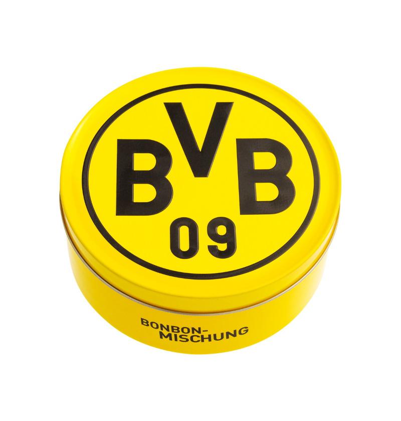 Borussia Dortmund Cola und Zitronenbonbons 200g